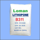 Lithopoon het Van uitstekende kwaliteit van de Macht Whtie van het Merk van Loman B311