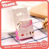 Washi 고열 장식적인 일본 접착성 테이프, 테이프