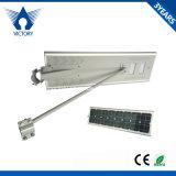 indicatore luminoso di via di energia solare LED di 20W 30W 40W 50W 60W