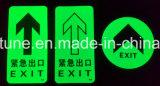 Venta directa de fábrica de láminas de vinilo de rollos de película luminosa imprimible