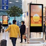 Androider Screen-Kiosk im Freienlcd-Bildschirmanzeige