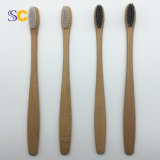 Orale Sorgfalt-Eco freundliche erwachsene Bambuszahnbürste