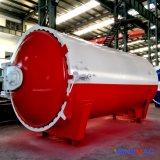 autoclave di gomma approvata di Vulcanizating del Ce di 3200X6000mm con controllo del PLC