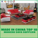 Wohnzimmer-Möbel-gesetztes Miami-ledernes Sofa
