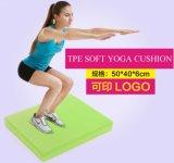 Coussin mou antidérapage de yoga de qualité