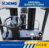 XCMG 1.5トンの4-Wheelマストの側面シフト電気フォークリフト