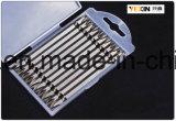 Hand bearbeitet die Schraubenzieher-Bits, die in China hergestellt werden