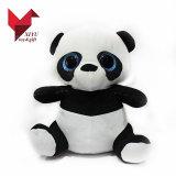 Urso grande modelo da panda do brinquedo dos olhos de Hotsale China para os bebés