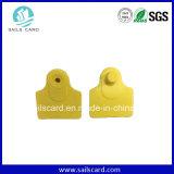가축을%s ISO11784/5 Fdx-B 134.2kHz RFID 주문 이름표