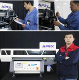 De hete Verkopende Machine van de Printer van de Desktop UV4060 Flatbed Halfautomatische