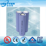 18650リチウムイオン電池のセル3c/5c排出の再充電の李イオン電池