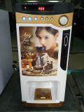 Máquina expendedora F303V de la moneda de Oerated del café inmediato elegante del polvo