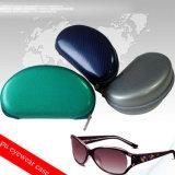 A Zipper Fechado Quakeproof personalizado e de protecção óculos EVA Vitrine