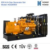 850kVA gerador de gás com motor Googol 50Hz