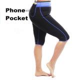 Shaper unisex del corpo di forma fisica del neoprene che dimagrisce i pantaloni per Sweatiness