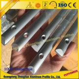 Las fuentes de aluminio de China Manufacturs almacenaron la maneta de aluminio del perfil de la maneta