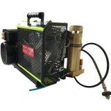 300бар 3.5cfm переносные электрические подводное плавание дыхание воздушного компрессора