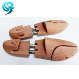 昇進の熱い販売レーザーのロゴデザイン簡単な木製の靴の木