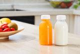 [250مل], [350مل], [400مل], [500مل] مربّعة بلاستيكيّة عصير زجاجة لأنّ برد - يضغط عصير