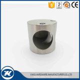 Connettore bidirezionale del tubo dell'acciaio inossidabile dei montaggi del divisorio della toletta