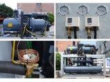 Eis-Fabrik-Maschine Undercounter Flocken-Eis-Maschine mit Service