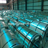 Material de construção, bobina de aço galvanizado médios quente, chapa de aço, Gi, Z60, Z100, Z180, Z275, aço galvanizado