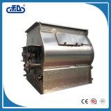mezclador de la alimentación de las ovejas del eje del doble de la serie 9hws/tipo equipo del molino de alimentación de la mezcladora de la paleta/de las aves de corral de la alimentación de la vaca