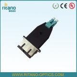 Nouveau FC-LC à fibre optique Adaptateur compatible avec RoHS nue