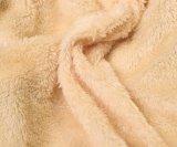 Casaco de casaco sem mola com capuz Qulited de mulheres ou senhoras (FHL17003)