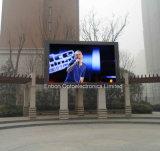 LEDの印のボードを広告するP6屋外の電子デジタルのビデオ・ディスプレイ