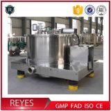 Fournisseur continu de centrifugeuse de catégorie comestible de fournisseur de séparateur de centrifugeuse industrielle automatique de Pgz