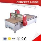Máquina de estaca de madeira automática do CNC do certificado do CE (PEM-1325)