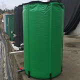 Baril flexible en plastique d'eau de pluie de PVC de tailles importantes faites sur commande pour le rassemblement de l'eau de pluie