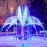 Сад привело рождественские украшения волшебная лампа для установки вне помещений