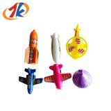 Het promotie Stuk speelgoed van het Vliegtuig van de Lucht van het Voertuig van Punten Kleine Plastic voor Jonge geitjes