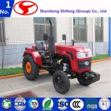Kleiner Bauernhof-Traktor/fahrender Landwirtschaft-Vierradtraktor