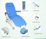 كرسي تثبيت طبّيّ, [بلوود دونأيشن] كرسي تثبيت, ديلزة كرسي تثبيت