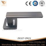 등록 문 기계설비 아연 알루미늄 래치 레버 손잡이 자물쇠 (Z6327-ZR23)