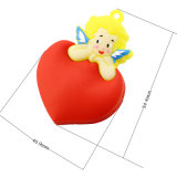 Cartoon Cupid USB de seta