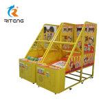 Máquina de basquetebol de arcada máquina elétrica de jogos para crianças