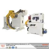 Ayuda del alimentador de la enderezadora de Decoiler para hacer a las piezas de automóvil (MAC4-400)