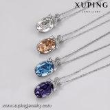 43603 de Kristallen van de Halsband van Xuping Birthstone van de Juwelen van de Manier van Vrouwen Swarovski