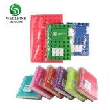China Wholesale papelería de silicona de tamaño A7 Puzzle bricolaje cuaderno de tapa