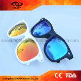 Óculos de sol do nativo do homem UV400 venda quente das mulheres personalizadas da forma