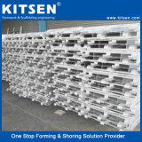 Todos los tablones de madera cubierta de la plataforma de aluminio andamios