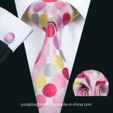Классицистический галстук людей МНОГОТОЧИЯ польки
