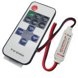 Беспроводной пульт управления регулятора яркости освещения приборов постоянного тока 5 В - 24 В