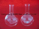 150ml de fondo redondo de cristal de cuarzo matraz de destilación