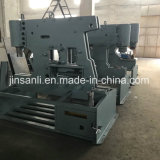 Jinsanli chineses Ironworker Steelworker hidráulico da máquina de processamento de metais multifuncional