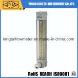 Mètre d'écoulement d'eau de mètre de rotation du tube de verre Lzb-Dk100/200 (compteur de débit), compteur de débit de gaz